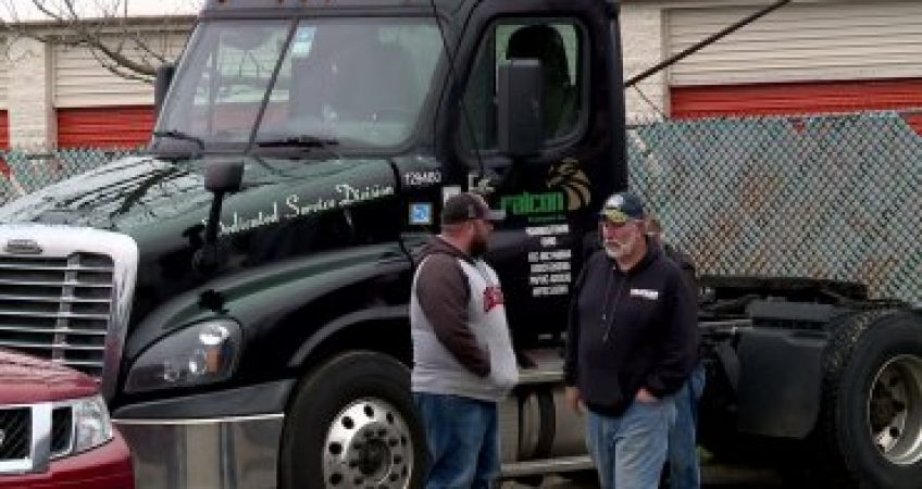 Falcon Transport in Youngstown announces sudden closure